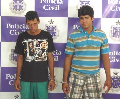 Policia militar prende dupla que assaltou consultório odontológico