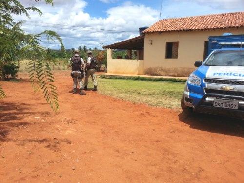 Homem é encontrado morto na zona rural de Tanhçu