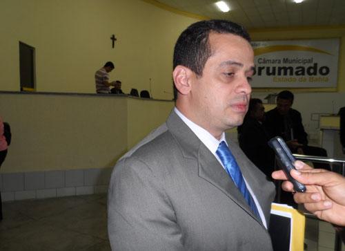 "Vereador Weliton Lopes realiza projeto da ""Lei do Troco"""