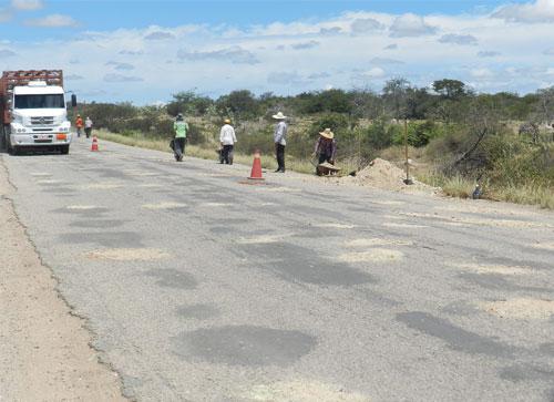 Obras para recuperação do trecho entre Brumado e Sussuarana começam em Junho