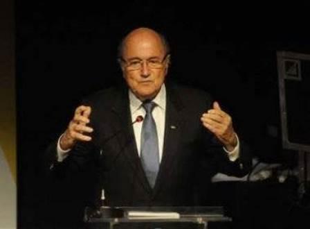 Blatter dá nota 9,25 à Copa do Mundo no Brasil