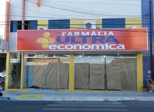 Rede de Farmácias Ultra Econômica irá inaugurar filial em Brumado neste domingo (17)