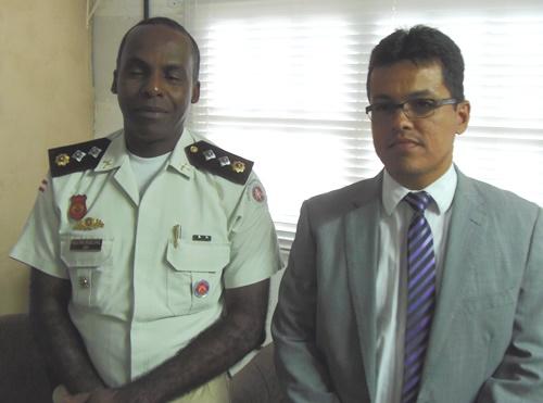 Comandante da 34ª CIPM e o Coordenador da 20ª Coorpin falam sobre ações policiais ocorridas nos últimos dias