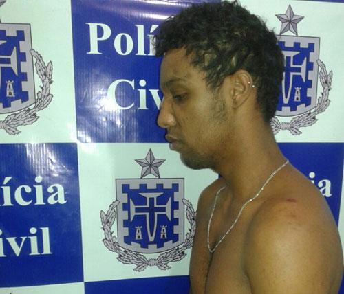 Polícia prende integrante de quadrilha no 'Morro do Piolho'
