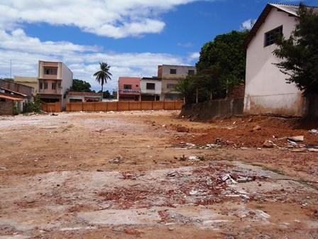 Resultado da licitação para urbanização da área da Cesta do Povo foi publicado no Diário Oficial do Estado