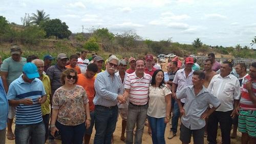 Prefeitos de Brumado e Ituaçu celebram acordo para a ampliação da passagem molhada de Curralinho