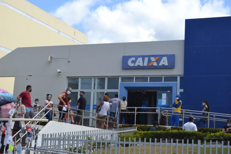 Caixa vai creditar R$ 7,5 bilhões em contas do FGTS