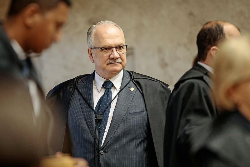 Fachin envia pedido de liberdade de Lula ao plenário do STF