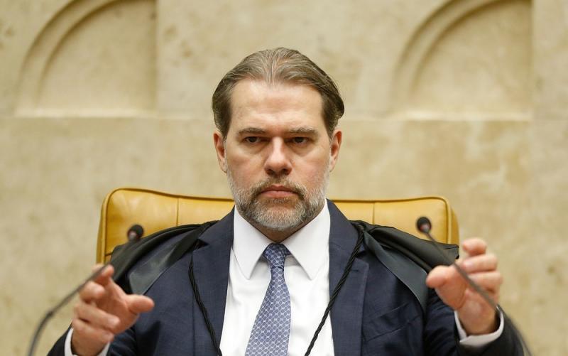 Toffoli derruba decisão de Marco Aurélio, e eleição no Senado será secreta