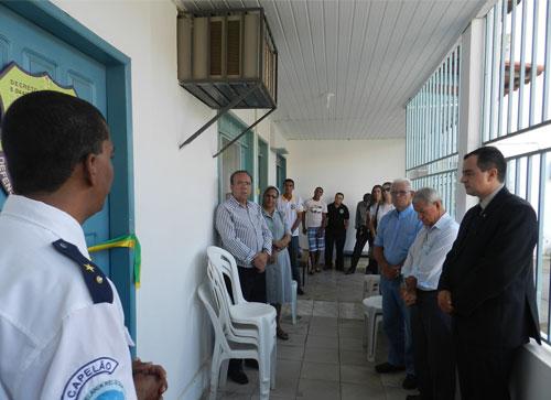 Secretaria e ouvidoria da Comissão Especial dos Direitos Humanos foi inaugurada