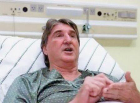 Sérgio Reis passa mal e é internado na UTI