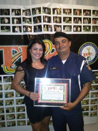 Guarda Municipal recebe Prêmio Destaques de 2014
