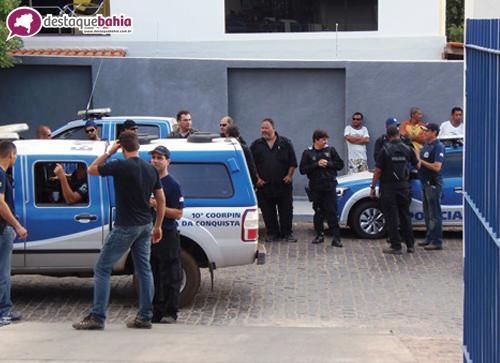 Vários mandatos de prisão estão sendo executados devido á fraudes no DETRAN