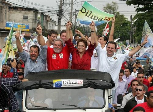 PT teme Lula ligado a Cabral em caravana