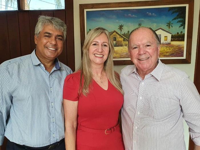 Prefeita de Malhada de Pedras participa de Assembleia do Consórcio  Público Interfederativo