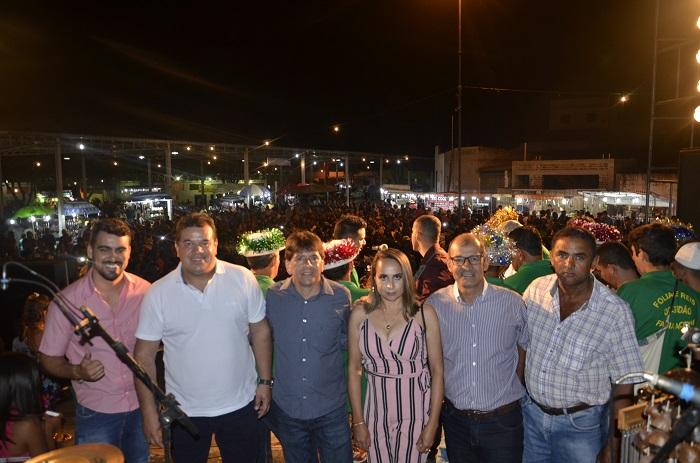 Grande público prestigia a tradicional Festa de Reis em Aracatu; veja o vídeo e as fotos