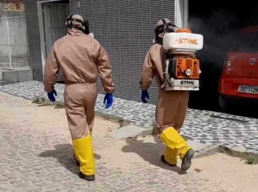 Aracatu: Município intensifica ações em combate a Dengue