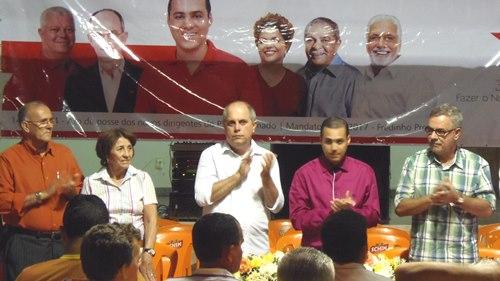 PT de Brumado: Nova diretoria é empossada