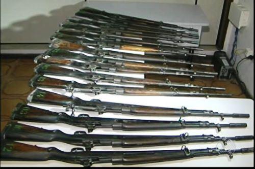 Serrinha: Último fuzil roubado da unidade do Tiro de Guerra é encontrado; PF identifica quadrilha