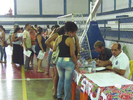 """Sesoc convoca beneficiários do """" MINHA CASA, MINHA VIDA"""