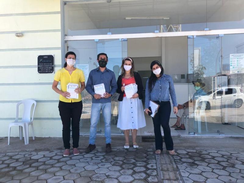 Aracatu: CRAS, Conselho Tutelar e CREAS forma parceria para divulgação da Rede de Proteção durante a Pandemia