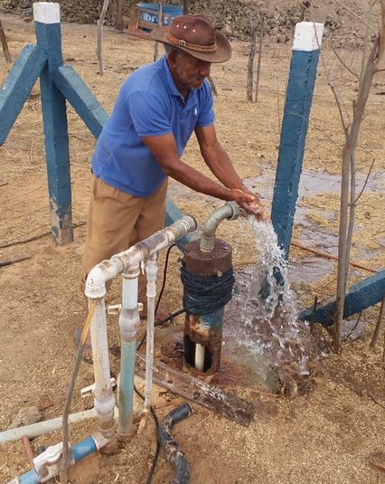 Visando minimizar os efeitos da seca, prefeitura de Malhada de Pedras realiza melhorias na Zona Rural