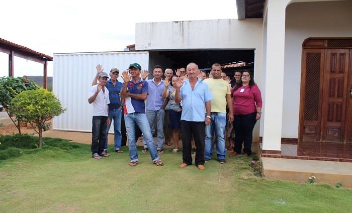 Comunidades de Aracatu participam do Acordo de Gestão do Programa Água Doce, ação do Governo Federal em parceria com a Prefeitura e sociedade civil