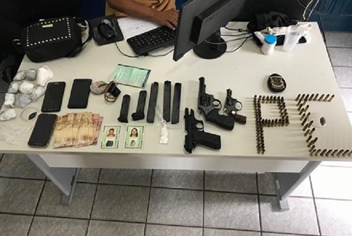 Anagé: Polícia cumpre mandados de prisão, busca e apreensão