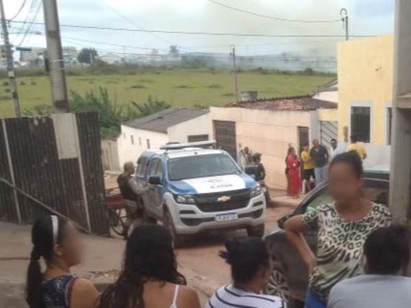 Barra da Estiva: Homem mata namorada à facadas e comete suicídio por enforcamento