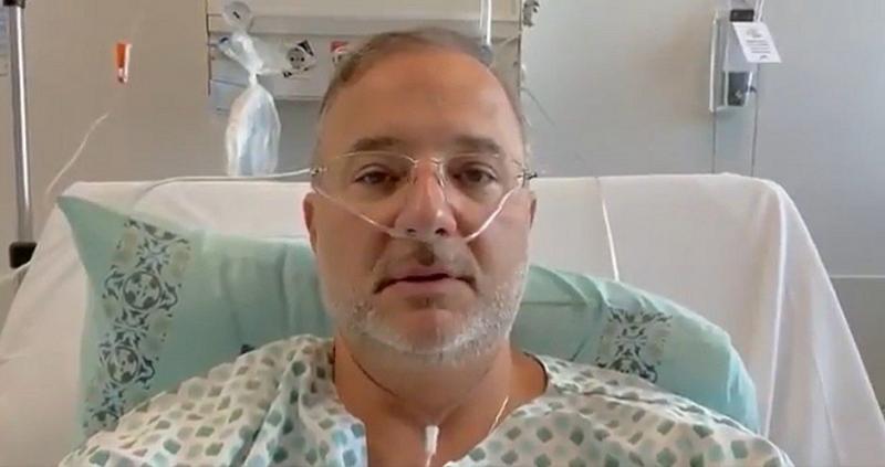 Covid-19: Secretário da Saúde Fábio Vilas-Boas segue internado no Hospital Aliança