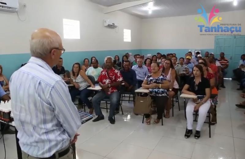 Tanhaçu: Agentes de Endemias são orientados a divulgar Conferências de Saúde do município; veja o vídeo