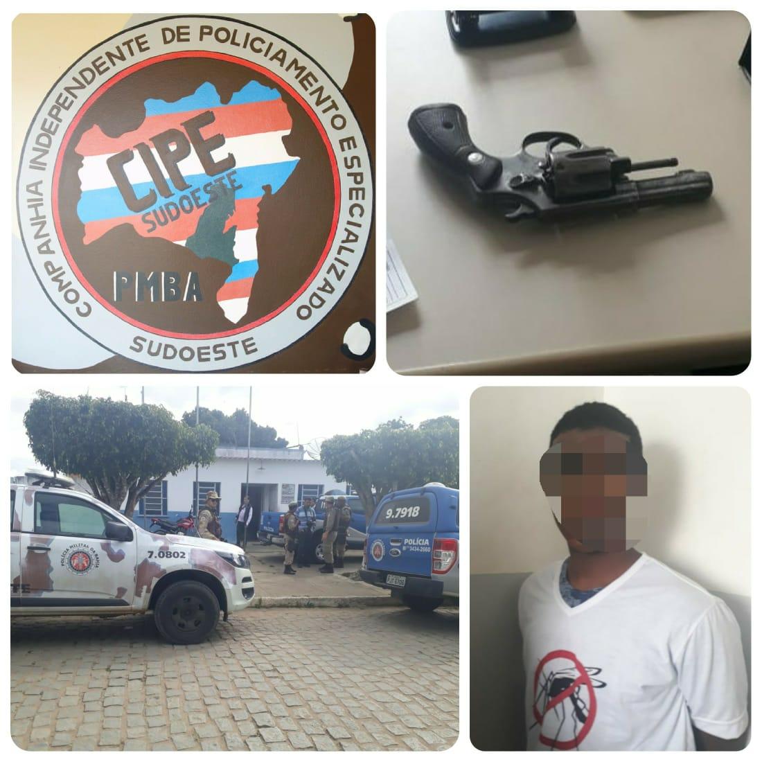 Polícia prende homem que fazia família de empresário refém na cidade de Planalto