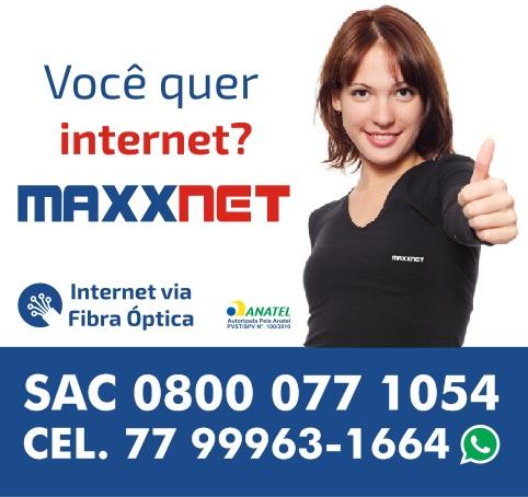 Internet de qualidade e compromisso com o cliente você encontra na MaxxNet