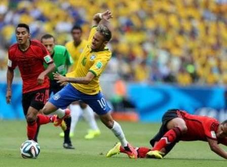 Brasil empata com México e frustra torcida no Castelão