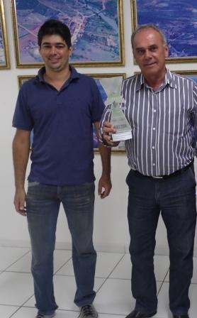 16º CORRIDA CICLÍSTICA ECOLÓGICA, ORGANIZADOR AGRADECE APOIO DA PREFEITURA