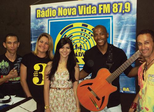Rádio Nova Vida Comemorou seus 12 anos de sucesso no Ar