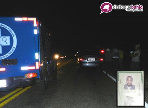 Grave acidente com vítima fatal na BA – 148 próximo a Rio de Contas