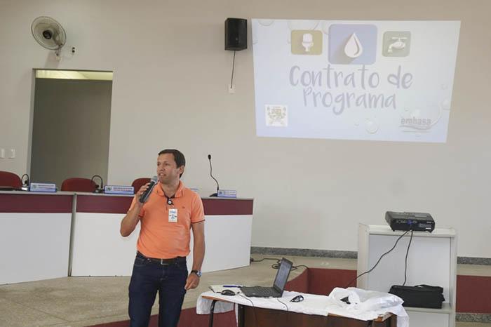 Audiência Pública: Minuta de Contrato é apresentada pela Embasa à população de Rio do Antônio