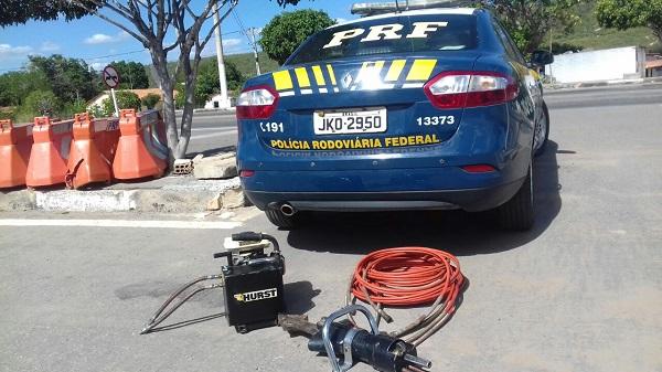 Brigada Voluntária de Seabra recebe novos equipamentos