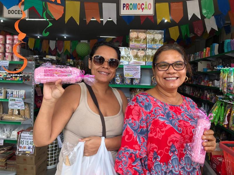 Bella Vista Embalagens promove café da manhã para as mães com sorteio de brindes