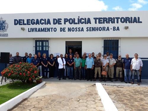 Delegado Marco Torres recebe moção de pesar da Câmara de Vereadores de Livramento