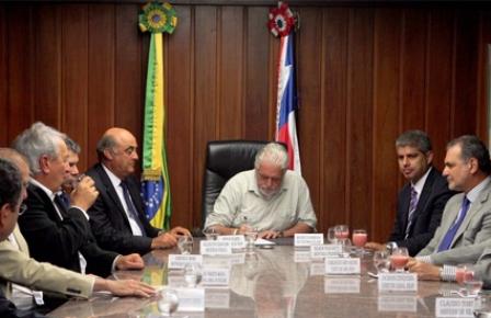 Brumado: Centro de detenção provisória, governador assina contrato