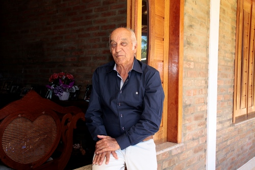 Falece o empresário Cleio Antônio Diniz, pai do advogado Cleio Diniz