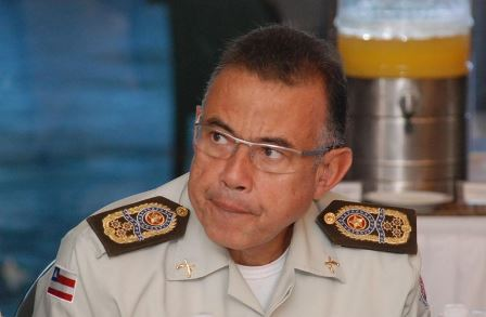 Prisão de Prisco: comandante da PM isenta estado de culpa e descarta nova greve