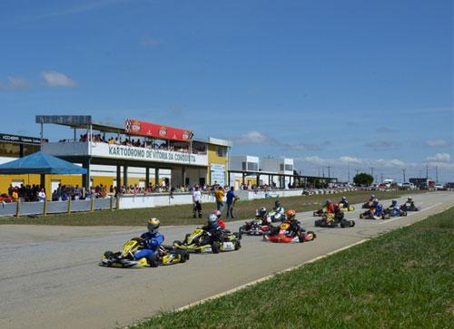 Começou a temporada do Campeonato Baiano de Kart