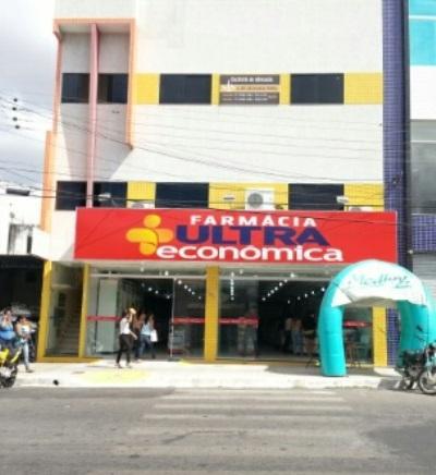 Farmácia Ultra Econômica inaugura unidade no centro da cidade