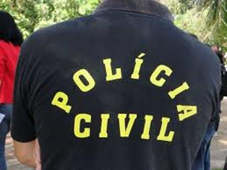 Policiais civis fazem paralisação por 72h a partir desta segunda