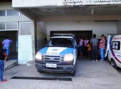 Quatro morrem na BR-324 após resistência a voz de prisão