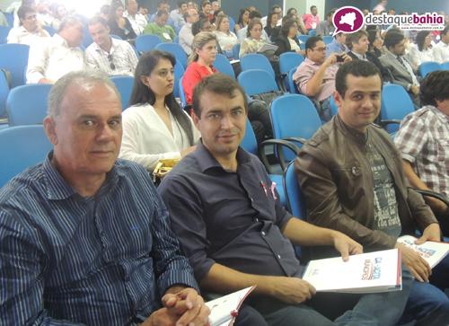 Legislativo brumadense participa de Encontro Regional de Orientação do   TCM- Bahia