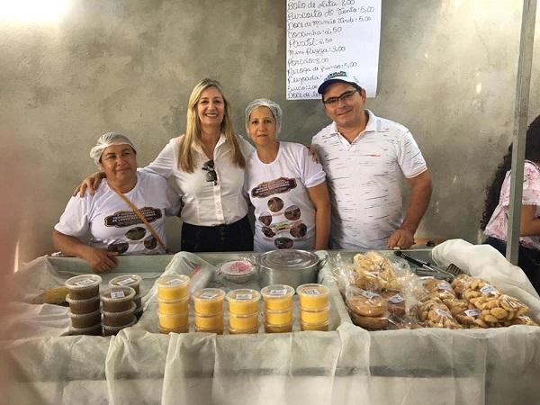 2ª Feira de Agricultura Familiar é realizada em Malhada de Pedras